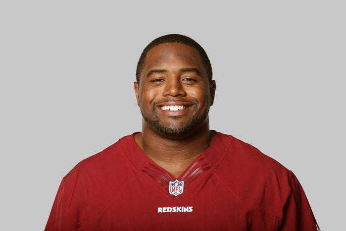 This is a 2013 photo of Darrel Young of the Washington Redskins NFL football team. This image reflects the Washington Redskins active roster as of Monday, June 10, 2013 when this image was taken. (AP Photo)