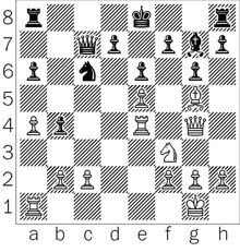 Krishnan-Hua after 16. Re1xe4.