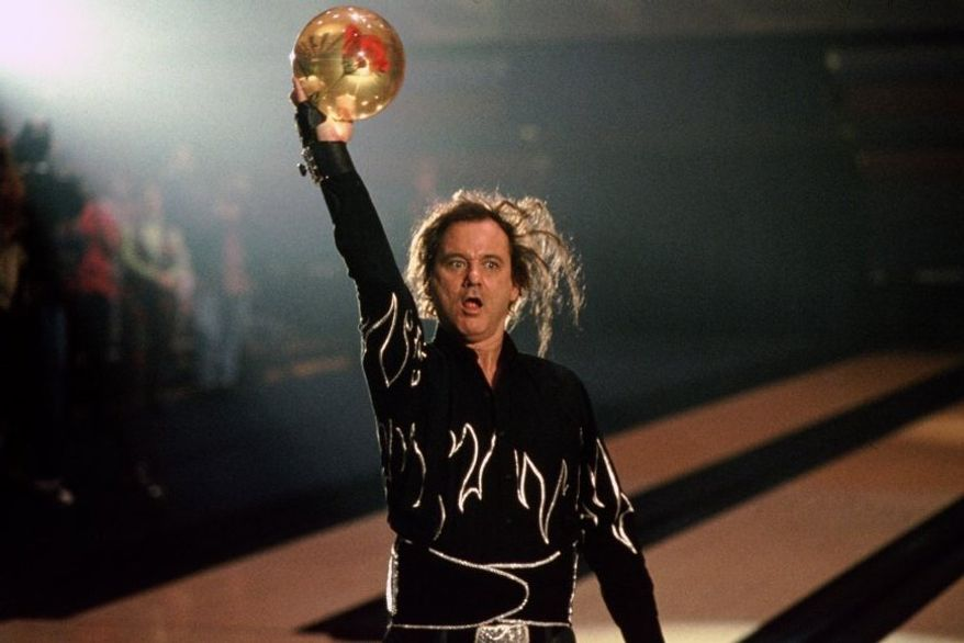 """Bill Murray's character in """"Kingpin"""" took bowling pretty seriously. If you do too, your odds of bowling a perfect game are 1 in 11,500."""