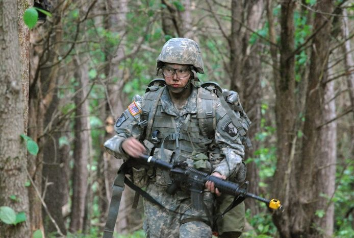 According to a review of statements, the military may be lowering some physical standards for male and female troops on the argument that certain tasks are outdated or irrelevant.