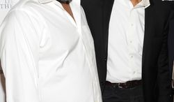 """Director Lee Daniels, left, and actor Forest Whitaker attend a special screening of  """"Lee Daniels' The Butler"""" hosted by O, The Oprah Magazine last month in New York. (Photo by Evan Agostini/Invision/AP)"""