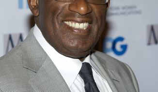 **FILE** Al Roker (Associated Press)