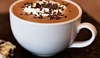 Want to stave off dementia? Drink two cups of hot cocoa each day, neurologists say, in a new study published in the American Academy of Neurology. (Free image of hot cocoa)
