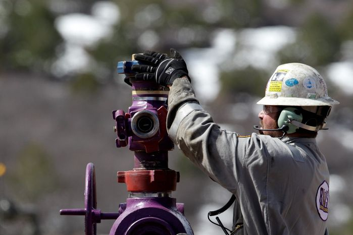 Power: Hydraulic fracturing technology has helped the U.S. dramatically shrink dependence on foreign oil and has even created surpluses.