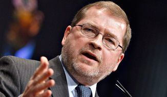 ** FILE ** Grover Norquist is president of Americans for Tax Reform. (Associated Press)