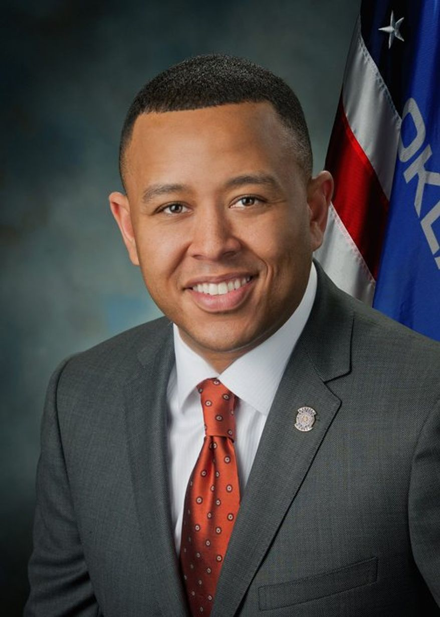 """T.W. Shannon, speaker of the Oklahoma House of Representatives, is among those formally deemed a """"Rising Star"""" by the Republican National Committee. (T.W. Shannon)"""
