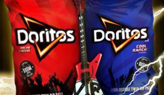 Image: Doritos Facebook page screenshot