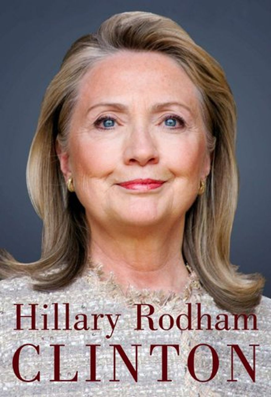 Here comes the book Reince Preibus can do nothing about: a memoir from Hillary Rodham Clinton, due in 2014. The book is yet to be named.