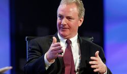 Rep. Chris Van Hollen, Maryland Democrat, said the IRS scandal shows an agency that doesn't have good rules for keeping political organizations from operating as tax-exempt social welfare organizations. (ASSOCIATED PRESS)
