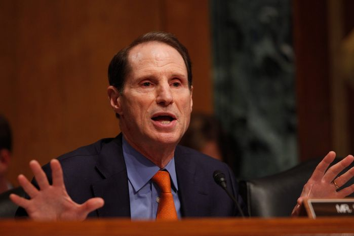 "Sen. Ron Wyden, Oregon Democrat, said the National Security Agency ""has knowingly acquired tens of thousands of wholly domestic communications  even though this law was specifically written to prohibit the war"