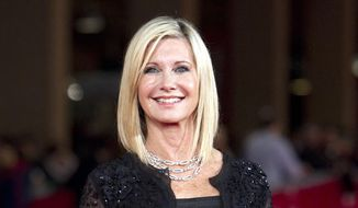 ** FILE ** Olivia Newton-John. (Associated Press)