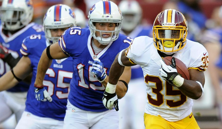 NFL Jerseys Outlet - After 13 games on the practice squad, Chris Thompson ready to play ...