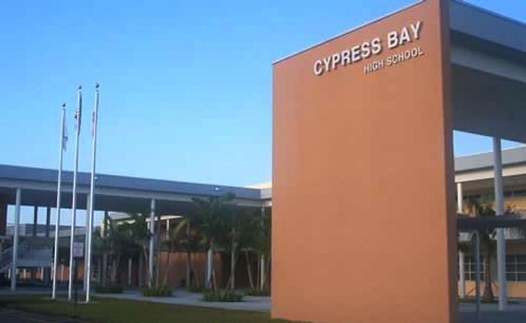 Cypress Bay High School in Weston, Fla. (cypressbayhighschool.com)
