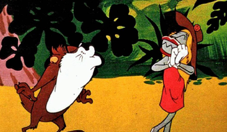 Bugs Bunny (right) and other animated characters are under a fatwa issued by Islamic clerics in India, who say cartoons make a mockery of what the religious leaders say are Allah's creations.