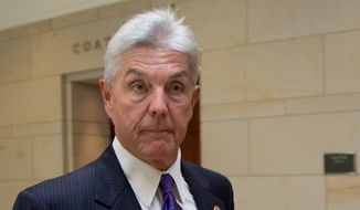 Rep. Roger Williams, Texas Republican. (Associated Press) ** FILE **