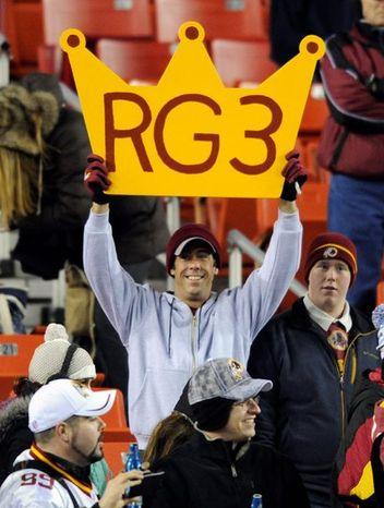 Despite all the offseason drama, Robert Griffin III will once again be king of D.C. when he steps onto the fIeld and s