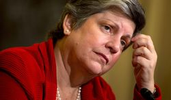 Homeland Security Secretary Janet A. Napolitano promised a complete investigation into Secret Service agents' use of prostitutes. Some of her close allies are suspected of pressuring the inspector general to report favorable findings. (ASSOCIATED PRESS)