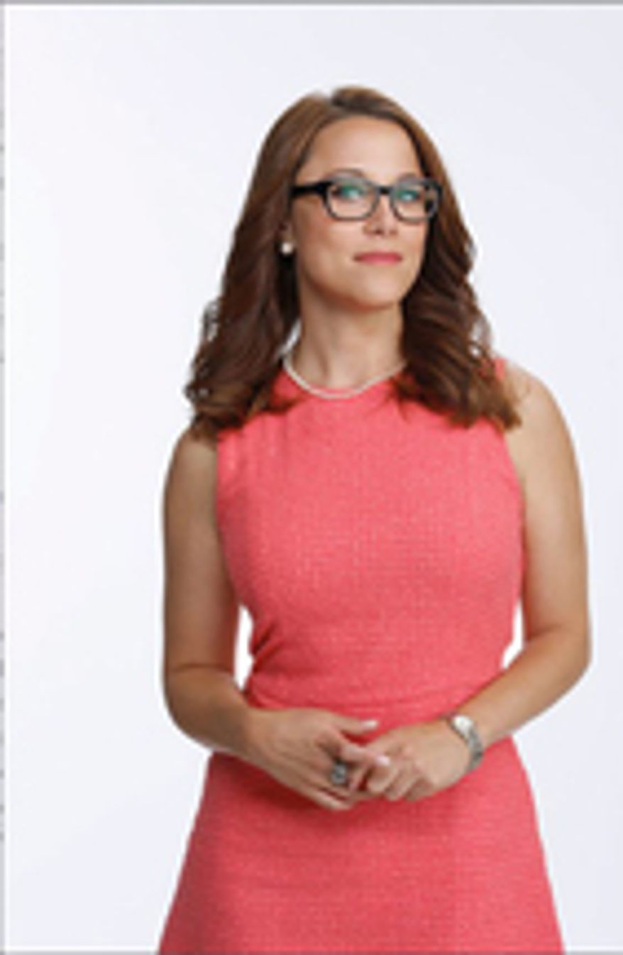 "Conservative analyst S.E. Cupp joins Newt Gingrich, Van Jones and Stephanie Cutter as the quartet of hosts for CNN's reinvented ""Crossfire,"" which debuts Monday night."