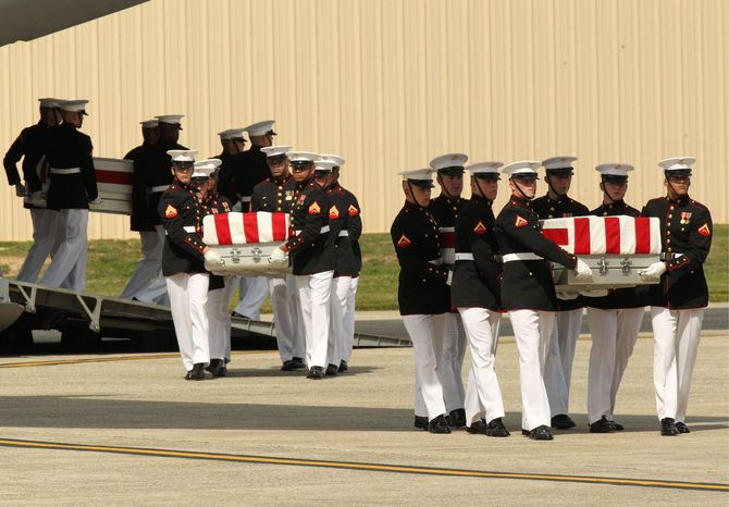 "SHROUDED: Nearly a year after the remains of the four Americans were repatriated, little is known about the Benghazi terrorist attack that killed them. Survivors have said little publicly, ""talking points"" have proved"