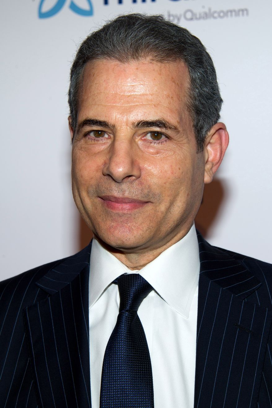 **FILE** Richard Stengel attends the 46th Annual 2011 National Magazine Awards in New York on May 9, 2011. (Associated Press)