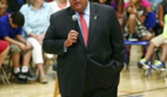 Though his state policies draw criticism, New Jersey Gov. Chris Christie still leads as a Republican favorite for the 2016 presidential election. (Associated press)