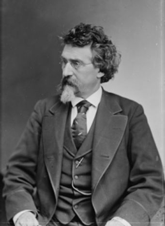 Can you make an image like esteemed Civil War photographer Mathew Brady? There's a contest underway for those who believe they can. (Congressional Cemetery photograph)