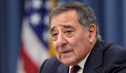 Former Secretary of Defense Leon E. Panetta (Associated Press) **FILE**