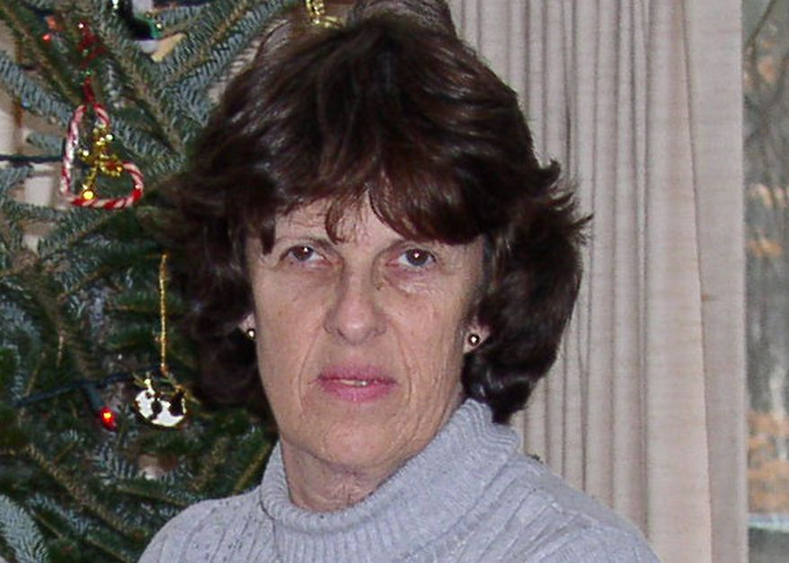 This Dec. 26, 2006, photo provided by her husband, Douglass Gaarde, shows Kathy Gaarde, one of the victims of the Sept. 16, 2013 shooting at the Washington Navy Yard. Gaarde, 63, of Woodbridge, Va., was a financial analyst who supported the organization responsible for the shipyards. (AP Photo/Courtesy Douglass Gaarde)