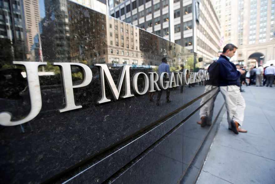 """Although the nearly $1 billion fine is just a fraction of JPMorgan's $2.4 trillion in assets, the loose trading practices exposed by the """"London Whale"""" scandal that led to a $6 billion loss has hurt the bank's reputation. """"JPMorgan Chase appears to be accepting the fine as a form of penance,"""" said Brian Gunia, an assistant professor at Johns Hopkins University's Carey Business School. (ASSOCIATED PRESS)"""