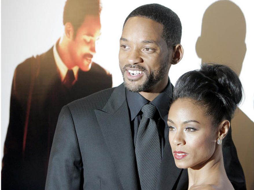 The long-standing Tinseltown power couple of Will Smith and Jada Pinkett couldn't crack Forbes' Top 5.