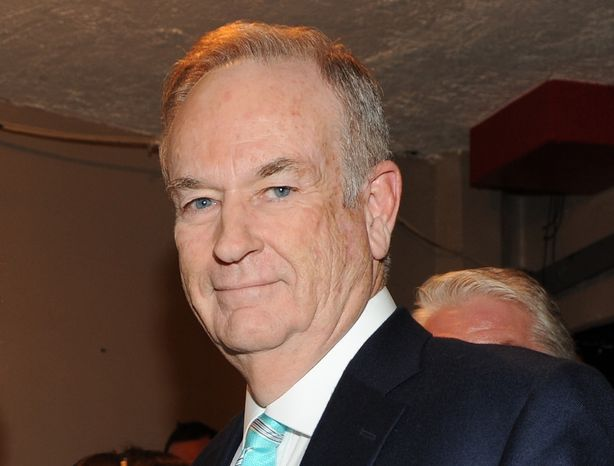 Fox News commentator and author Bill O'Reilly. (Photo by Frank Micelotta/Invsion/AP, File)