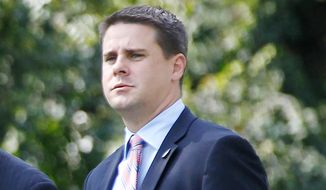Dan Pfeiffer (Associated Press) **FILE**