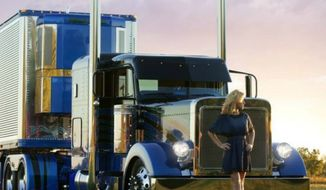 Image: Facebook, Truckers Ride for the Constitution