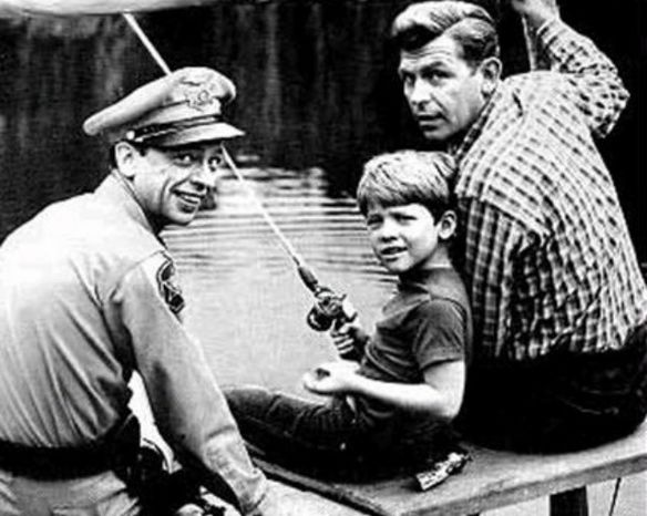 The Andy Griffith Show. (Image: CBS)