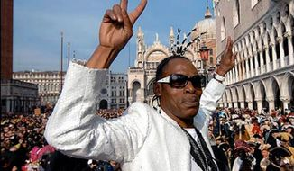 ** FILE ** Rap artist Coolio. (Associated Press)