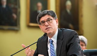 """If U.S. bond holders decided that they wanted to be repaid rather than continuing to roll over their Treasury investments,"" the United States could be forced into default within days, Treasury Secretary Jack Lew told Congress last week. (Associated Press)"