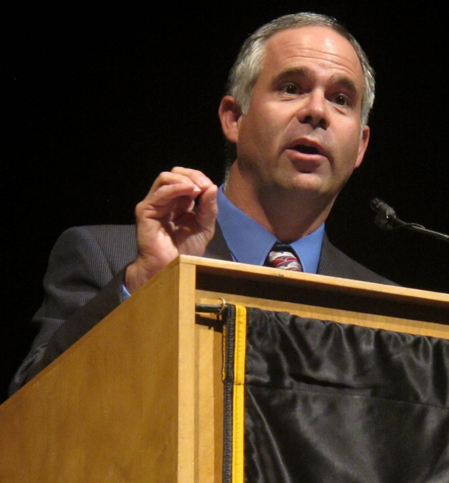 """Rep. Tim Huelskamp, Kansas Republican, said he doubts President Obama will show flexibility on the immigration policy reform issue. """"If the president says he doesn't want border security, that kills the issue."""" Immigration may become the next battleground."""