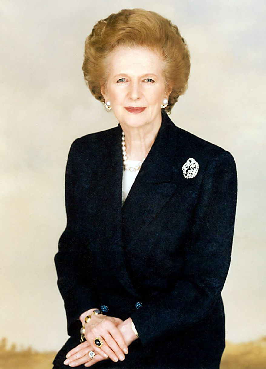 """Margaret Thatcher on Leadership: Lessons for American Conservatives Today"" has just been published by Regnery Books. (BRITISH FOREIGN AND COMMONWEALTH OFFICE)"