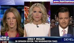 Emily Miller on Fox News with Megyn Kelly. Oct. 22, 2013.