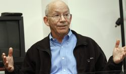 "Rep. Peter A. DeFazio, Oregon Democrat, complained ""the problem is that this Congress has failed to appropriate enough money to keep up with the projects we authorize."" He said his amendment will speed up the approval process and help clear the backlog. (ASSOCIATED PRESS)"