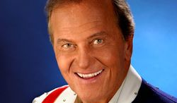 Singer Pat Boone, a longtime supporter of traditional American values, will address the Heritage Foundation on Wednesday. (PAT BOONE)