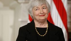 Janet Yellen, President Obama's choice to succeed Ben S. Bernanke as head of the Federal Reserve, heads to Capitol Hill on Thursday for her confirmation hearing in front of the Senate Banking Committee. Ms. Yellen, a labor economist, is the current vice chairwoman at the Fed. (ASSOCIATED PRESS)