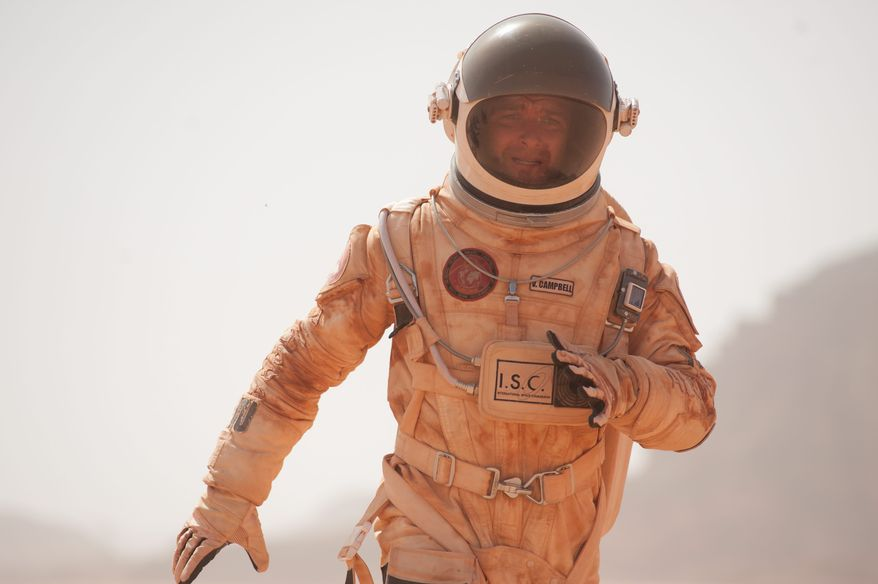 """Mission specialist Vincent Campbell (Liev Shreiber) is part of a manned mission to Mars in """"The Last Days on Mars"""" where the astronauts find a most-inhospitable world."""