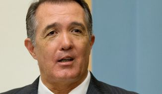 Rep. Trent Franks, Arizona Republican, and other House Republicans are challenging the Affordable Care Act by joining a lawsuit currently pending. (ASSOCIATED PRESS)