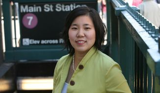 New York Democratic Representative Grace Meng. (Image: Grace Meng campaign photo)