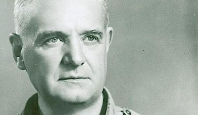A bill has been introduced to award the Congressional Gold Medal to members of the OSS, created in World War II by Army Maj. Gen. William J. Donovan. (U.S. ARMY)