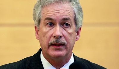 Deputy Secretary of State William J. Burns used his clout to accelerate previous attempts to create an opening for negotiations with Iran. (Associated Press)