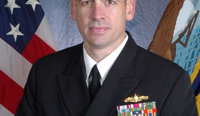 Commanding Officer Captain James Kirk