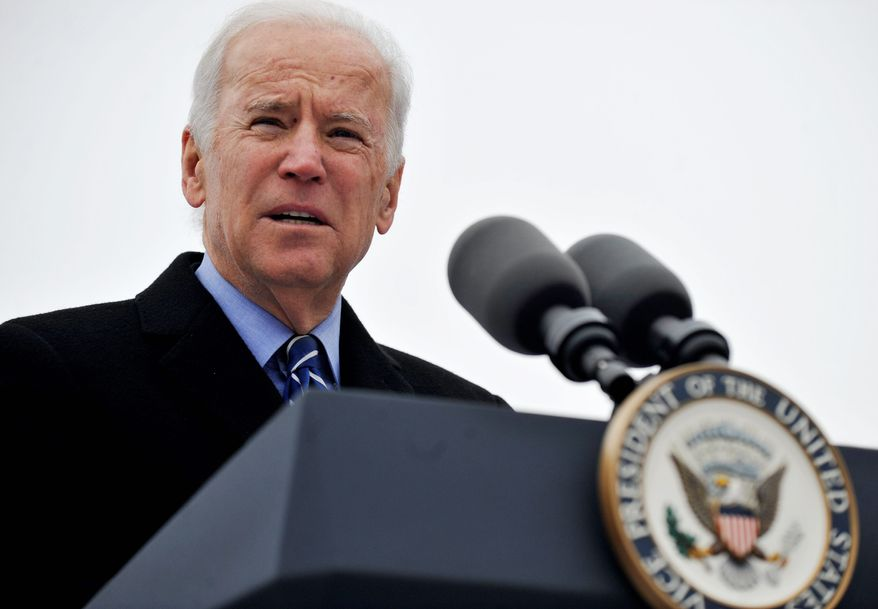 Vice President Joseph R. Biden will use his visit to Beijing to discuss an emerging pattern of behavior that is unsettling to China's neighbors. (Associated Press)