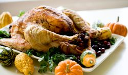 The global food police are now ranking the healthiest and most fattening Christmas dinners in Europe. Could the U.S. holiday table be rated next? (associated press)